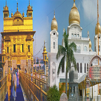 Punjab Gurudwara's Tour 4Days/3Nights
